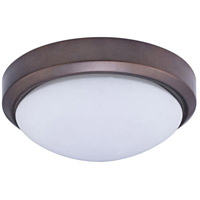 Dainolite Lighting Ceiling 2 Light Flush-Mount in Oil Brushed Bronze  881-13FH-OBB