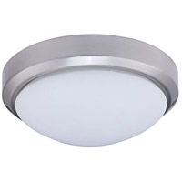 Dainolite Lighting Ceiling 2 Light Flush-Mount in Satin Chrome  881-13FH-SC