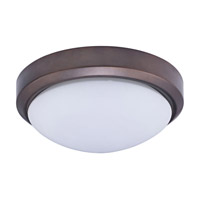 Dainolite Lighting Ceiling 3 Light Flush-Mount in Oil Brushed Bronze  882-15FH-OBB