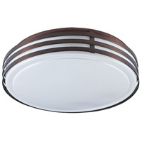 Dainolite Lighting Ceiling 2 Light Flush-Mount in Oil Brushed Bronze  890-12FH-OBB photo thumbnail