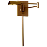 Dainolite 902WLED-VB Signature LED 5 inch Vintage Bronze Wall Lamp Wall Light