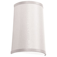 Dainolite Signature 1 Light Sconce in Satin Chrome 947812W-840
