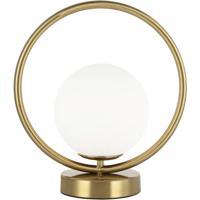 Dainolite ADR-101T-AGB Adrienna 11 inch 40 watt Aged Brass Table Lamp Portable Light