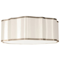 Artemis 3 Light 20 inch Cream Pendant Ceiling Light
