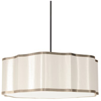 Artemis 4 Light 23 inch Cream Pendant Ceiling Light