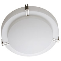 Dainolite Signature 2 Light Flush Mount in Satin Chrome CG4211FH-SC