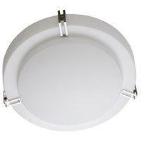 Dainolite Signature 3 Light Flush Mount in Satin Chrome CG4215FH-SC