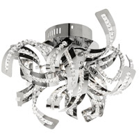 Dainolite Coppelia 3 Light Chandelier in Chrome COP-123SF-PC