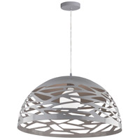 Coral 1 Light 16 inch Millstone Pendant Ceiling Light