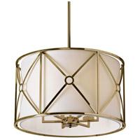 Dainolite CRU-216C-VB Cruz 6 Light 22 inch Vintage Brandze Pendant Ceiling Light