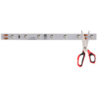 Signature White Red Tape Light
