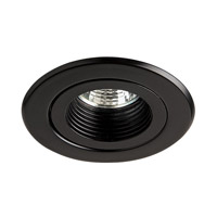 Dainolite Coilex Baffle Recessed Light Trim Accessory in Black (for use with DL3000 Housing) DL300-BK