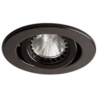 Dainolite Eyeball Recessed Light Trim Accessory in Black (for use with DL3000 Housing) DL305-BK