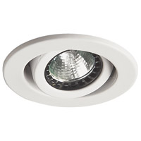 Eyeball MR11 White Recessed Light Trim Accessory