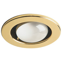 Dainolite Lighting Trim 1 Light Pot Light in Polished Brass  DL400-PB