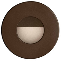 Dainolite DLEDW-300-BZ Signature LED 3 inch Bronze Wall Light Round