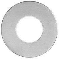 Dainolite DLEDW-310-BA Signature LED 3 inch Brushed Aluminum Wall Light Round
