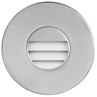 Dainolite DLEDW-330-BA Signature LED 3 inch Brushed Aluminum Wall Light Round
