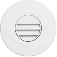Dainolite DLEDW-330-WH Signature LED 3 inch White Wall Light Round