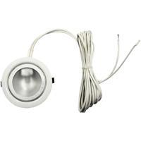 Dainolite DLST-99-WH Xeno LED Puck Light in White