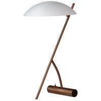 Dainolite DM137-OBB Incandescent 22 inch 60 watt Table Lamp Portable Light Decorative