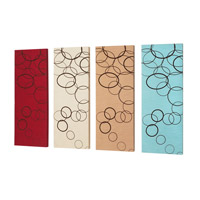 Dainolite Lighting Signature Wall Art in Assorted  DWA008