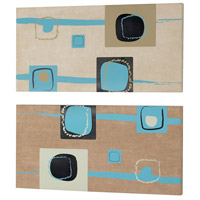 Dainolite Lighting Signature Wall Art in Assorted  DWA009
