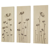 Dainolite Signature Wall Art in Beige DWA015