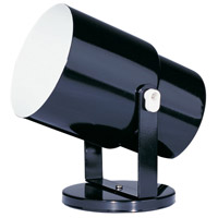 Dainolite Lighting Signature 1 Light Spot Light in Black  DXL15-BK