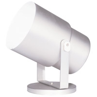 Dainolite Lighting Signature 1 Light Spot Light in White  DXL15-WH