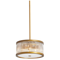 Dainolite Gage 4 Light Pendant in Vintage Brandze GGE-134P-VB