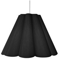 Dainolite KEN-L-797 Kendra 4 Light 47 inch Polished Chrome Pendant Ceiling Light