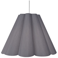 Kendra 4 Light 47 inch Polished Chrome Pendant Ceiling Light