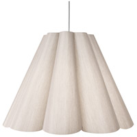 Dainolite KEN-L-838 Kendra 4 Light 47 inch Polished Chrome Pendant Ceiling Light