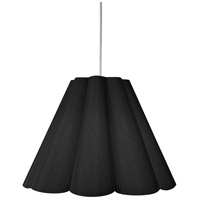 Dainolite KEN-M-797 Kendra 4 Light 33 inch Polished Chrome Pendant Ceiling Light
