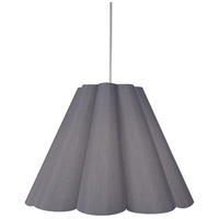 Dainolite KEN-M-835 Kendra 4 Light 33 inch Polished Chrome Pendant Ceiling Light