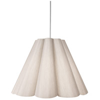 Dainolite KEN-M-838 Kendra 4 Light 33 inch Polished Chrome Pendant Ceiling Light
