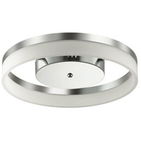 Dainolite KEP-18FH-PC Kepler LED 18 inch Polished Chrome Flushmount Ceiling Light