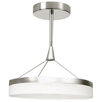 Kepler LED 18 inch Silver Pendant Ceiling Light