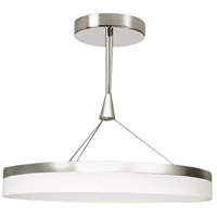 Kepler LED 24 inch Silver Pendant Ceiling Light