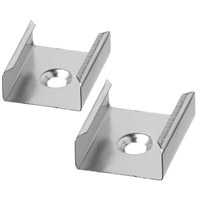 Dainolite LD-C1-CLP Signature Stainless Outdoor Mounting Clips for LD-TRK Series