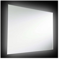 Dainolite Signature 1 Light Vanity Mirror in Silver MLED-2636-BLT