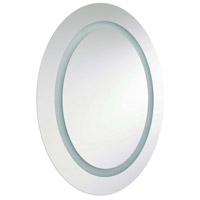 Dainolite Signature 2 Light Vanity Mirror in Silver MLED-3528E-IL