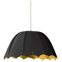 Dainolite Black Fabric Noa Pendants