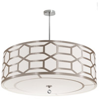 Pembroke 8 Light 48 inch Polished Chrome Pendant Ceiling Light