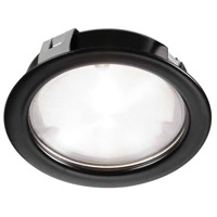 Dainolite PLED-04-BK Cree 24 LED 3 inch Black Puck Light