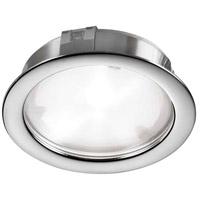 Cree 24 LED 2 inch Polished Chrome Puck Light