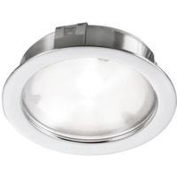 Dainolite PLED-04-WH Cree 24 LED 3 inch White Puck Light