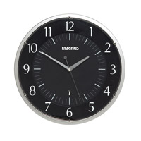 Dainolite Lighting Clock Decorative Accessory in Black  RC4607-BK