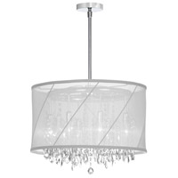 Saffron 6 Light Pendant Ceiling Light